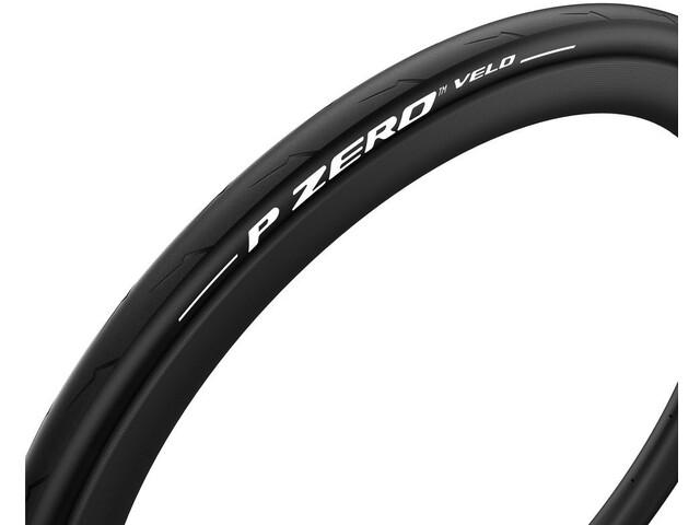 Pirelli P Zero Velo Foldedæk 700x25C Limited Edition, black/white